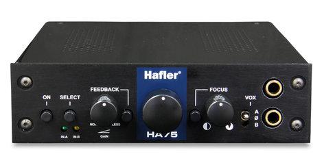 Hafler HA75 Tube Head Headphone Amplifier HA75