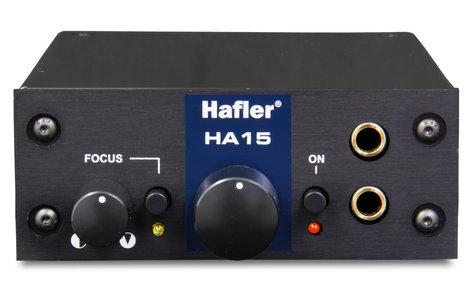 Hafler HA15 Audiophile Headphone Amplifier HA15