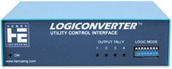 Henry Engineering LOGICONVERTER Utility Control Logic Interface LOGICONVERTER