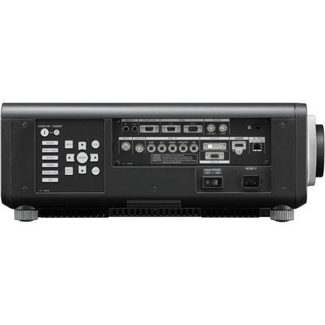 Panasonic PTDZ870ULW  White 8500L 1DLP WUXGA Projector without Lens PTDZ870ULW