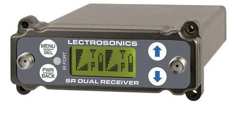 Lectrosonics SRC  Dual Channel Slot-Mount Receiver SRC