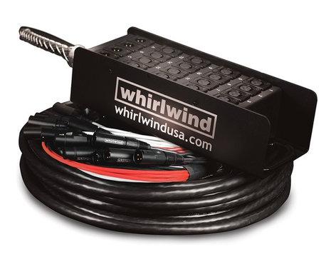 Whirlwind MS-32-10-XL-150-SP1  150' Medusa Elite 32x10 Snake With 30' Split MS-32-10-XL-150-SP1