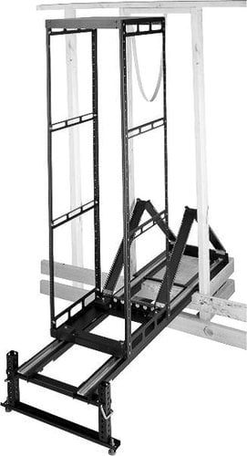 Middle Atlantic Products SAX-24  24RU AXS Series Slide-Out Rack SAX-24