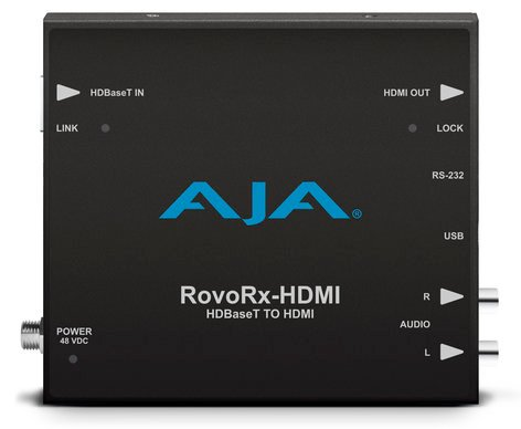 AJA Video Systems Inc RovoRx-HDMI HDBaseT to HDMI (with PoH) ROVORX-HDMI