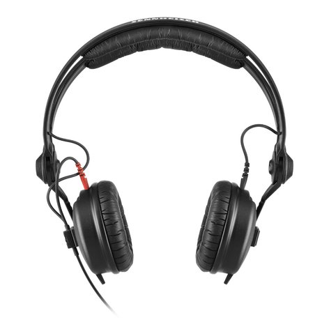 Sennheiser HD25  On Ear DJ Headphones HD25