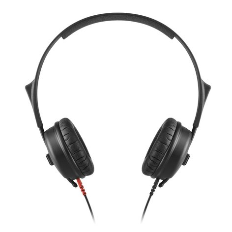 Sennheiser HD25-LIGHT Closed On-Ear Monitoring Headphones HD25-LIGHT