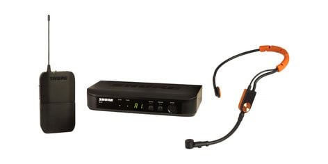 Shure BLX14/SM31-H9 Wireless Headset System With SM31 Microphone, 512 - 542 MHz BLX14/SM31-H9