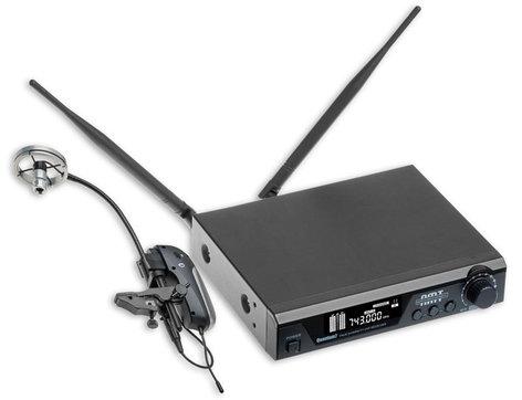 Applied Microphone (AMT) Q7-LS  Wireless Instrument System Q7-LS