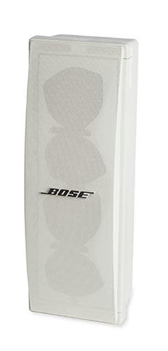 Bose 402-IV-WHITE Panaray 402 Series IV Panaray Outdoor Installed Speaker, White 402-IV-WHITE