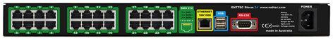 Enttec Storm 24 Ethernet to DMX512 Converter 70050