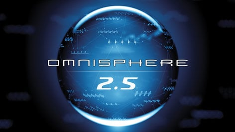 Spectrasonics OMNISPHERE-2 Omnisphere 2 Virtual Synthesis Instrument Software OMNISPHERE-2