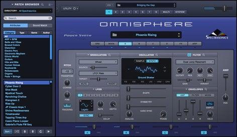 Spectrasonics Omnisphere 2 [UPGRADE] Virtual Synthesis Instrument Software Upgrade from Omnisphere 1 OMNISPHERE-2-UPG