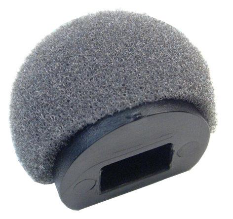 TRAM Microphones BWS Clip Windscreen Foam With Plastic Frame in Black WS