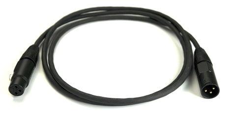 Whirlwind DMX3P200  3-Pin DMX Cable, XLR-M to XLR-F, 200 ft DMX3P200