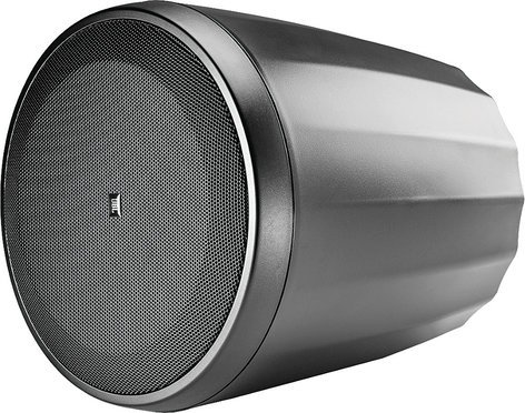 "JBL C64P/T-WHT 4"" Black Compact Full-Range Pendant Speaker, Sold In Pairs C64P/T-WHT"