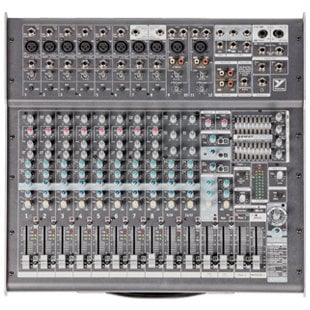 Yorkville PM2012  PowerMax2012 Mixer/Amplifier With 2000 W And 12 Inputs PM2012