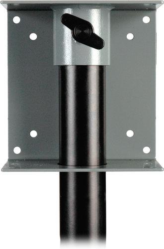 Delvcam DELV-LCD-PMOUNT  Speaker Stand Flat Panel TV/Monitor Mount DELV-LCD-PMOUNT