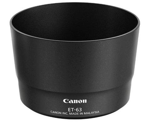 Canon ET-63 Lens Hood for EF-S 55-250mm f/4-5.6 IS STM 8582B001