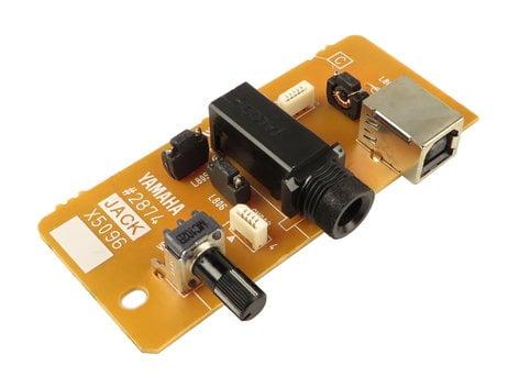 Yamaha WC524000  Jack PCB for DGX-505 WC524000