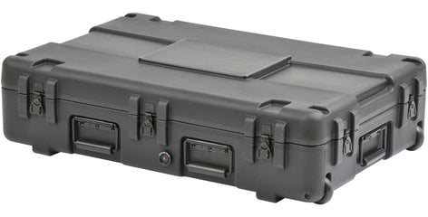"""SKB Cases 3R3221-7B-CW  R Series Waterproof Utility Case with Cubed Foam Interior, 32""""x21""""x7"""" 3R3221-7B-CW"""