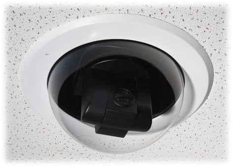"Vaddio 998-9000-200  12"" DomeVIEW HD Indoor Camera Flush Mount Dome Enclosure Kit 998-9000-200"