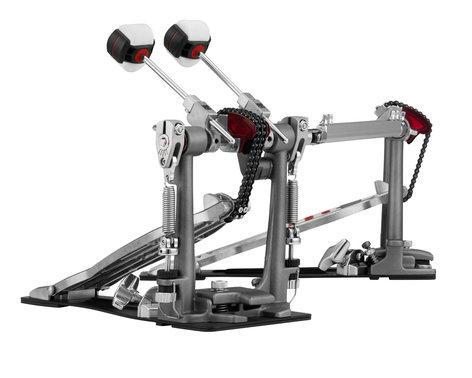 Pearl Drums P2052C  Eliminator Redline Chain Double Kick Pedal P2052C