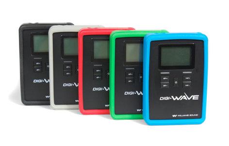 Williams Sound CCS-060-BK Silicone skin For DLR 60 2.0, Black CCS-060-BK