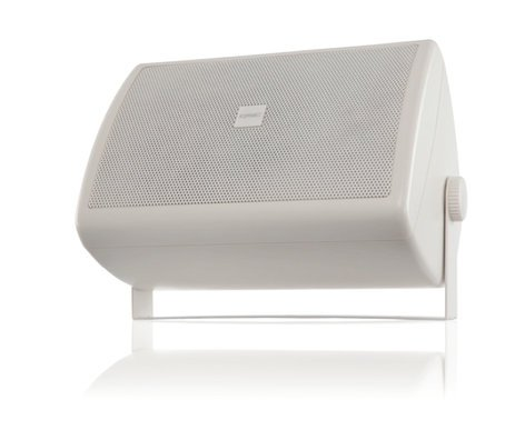 "QSC AC-S6T AcousticCoverage Series, Surface Speaker, 6"", White AC-S6T-WH"