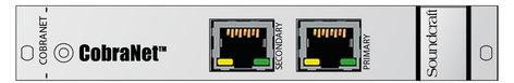 Soundcraft ViO-COB 32-Channel CobraNet I/O Card for Vi Series Consoles RS2485SP
