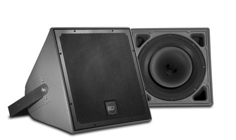RCF P6215  Weatherproof Passive Coaxial Two Way Speaker P6215