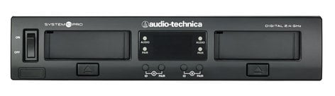 Audio-Technica ATW-RC13  System 10 PRO Rack-Mount Wireless Receiver ATW-RC13