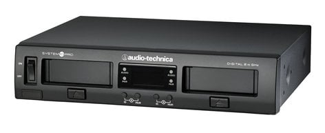 Audio-Technica ATW-RC13  System 10 PRO Rack-Mount Wireless Receiver ATW-RC13