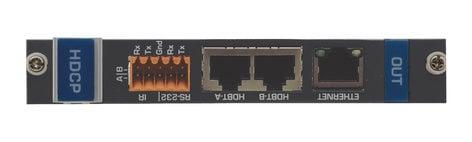 Kramer HDBT-OUT2-F16  2 Output HDMI over HDBaseT Card HDBT-OUT2-F16