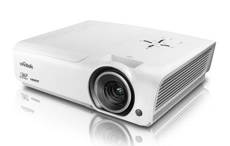 Vivitek DX977-WT  High Brightness Multimedia XGA Projector  DX977-WT
