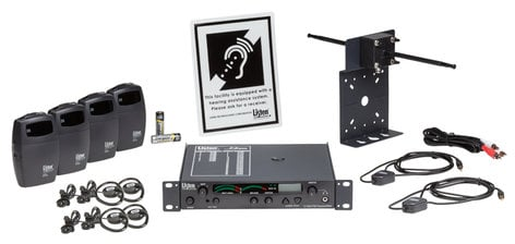 Listen Technologies LS-45-072  Listen Classic Level II Stationary RF System, 72 MHz LS-45-072