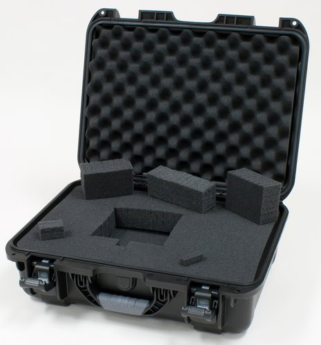 Gator Cases GU-1711-06-WPDF  Waterproof Injection-Molded Case with Diced Foam Interior GU-1711-06-WPDF
