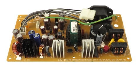Fostex 8573065000  Power Supply PCB Assemlby for MR-16HD 8573065000