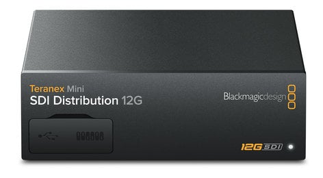 Blackmagic Design CONVNTRM/EA/DA  Teranex Mini - SDI Distribution 12G  CONVNTRM/EA/DA