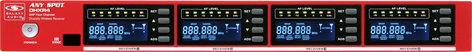 Galaxy Audio DHXR4 Four Channel Receiver DHXR4