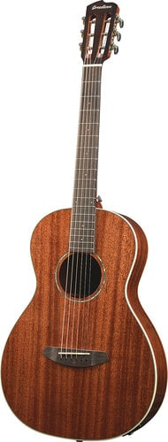 Breedlove Pursuit Parlor Mahogany Acoustic-Electric Guitar with Mahogany Back and Sides PURSUIT-PARLOR-MH