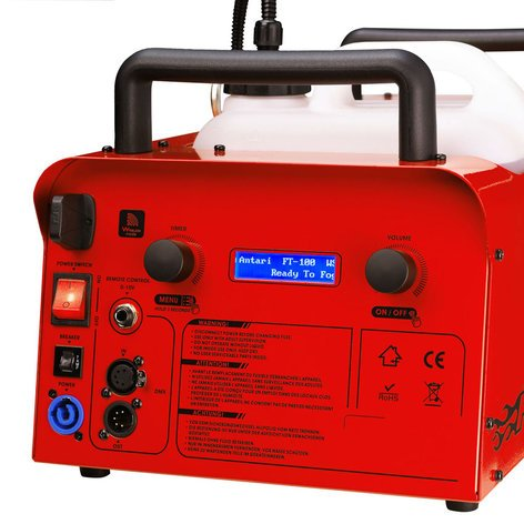 Antari Lighting & Effects FT-100  Fire Training Fog Machine FT-100