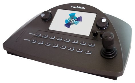 """Vaddio 999-5750-000  PCC Premier Controller with 7"""" Screen 999-5750-000"""
