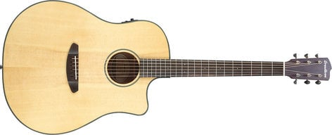 Breedlove Discovery Dreadnought CE Acoustic-Cutaway Electric Guitar DISC-DREAD-CE