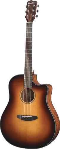 Breedlove Discovery Dreadnought CE SB Acoustic-Cutaway Electric Guitar with Sunburst Finish DISC-DREAD-CE-SB