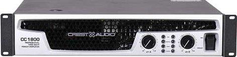 Crest CC1800 Power Amplifier 450/700/900W @ 8/4/2 ohms Stereo CC1800