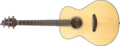 Breedlove Discovery Concert LH Left-Handed Acoustic-Electric Guitar DISC-CONCRT-LH