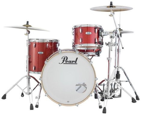"Pearl Drums MCT943XP Masters Maple Complete 3-piece Shell Pack, 24""/16""/13"" MCT943XP/C"