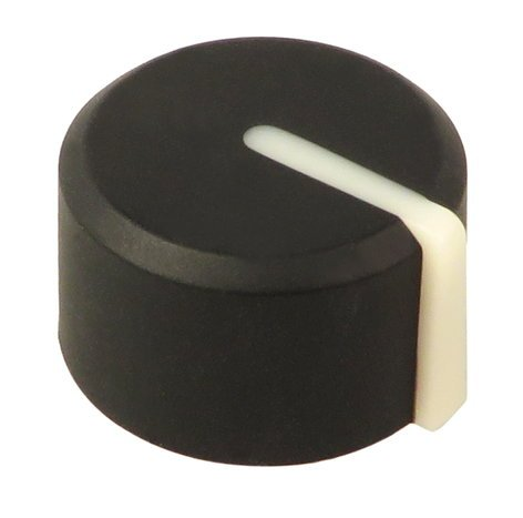 Electro-Voice F.01U.174.486  Black Knob with White Line for ELX Series F.01U.174.486