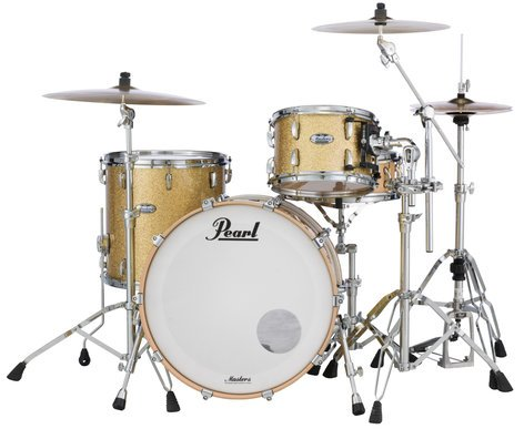Pearl Drums MCT923XSP/C Masters Maple Complete 3-piece Shell Pack MCT923XSP/C
