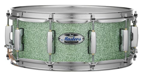 "Pearl Drums MCT1465S/C Masters Maple Complete 14""x6.5"" Snare Drum MCT1465S/C"